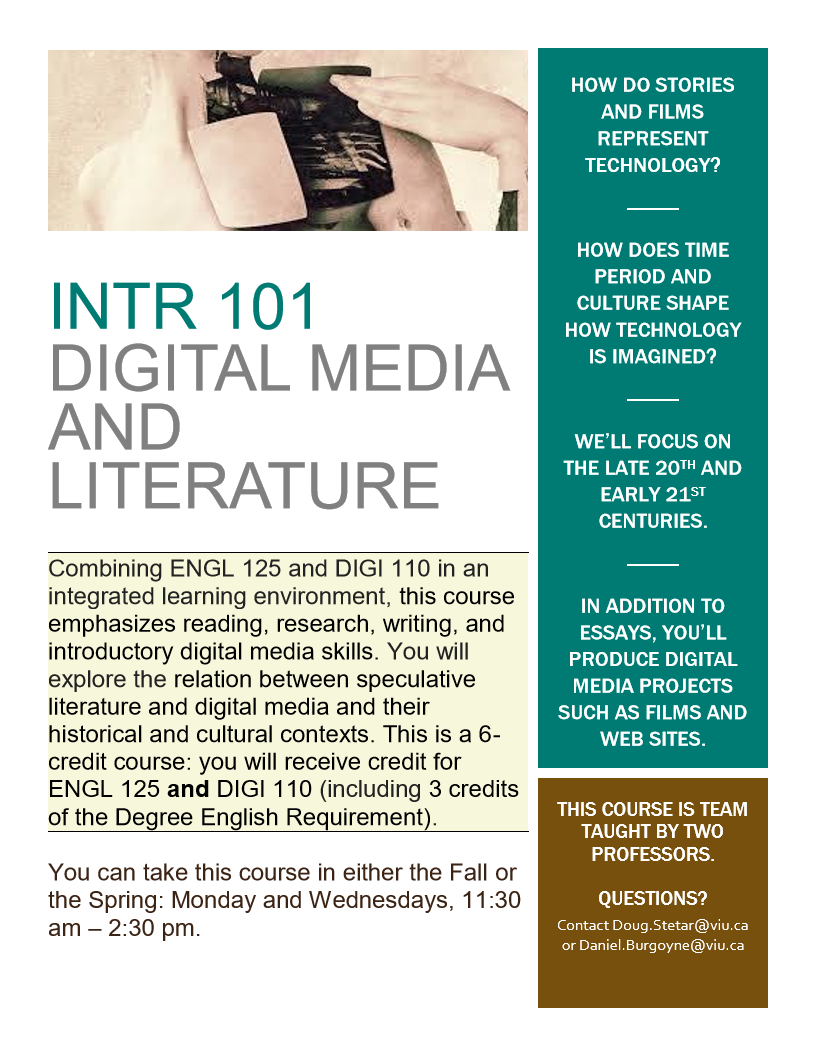 INTR 101 Poster