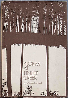 ENGL 352 - Pilgrim at Tinker Creek